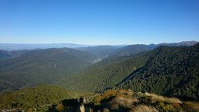 Breathtaking mountains Royalty Free Stock Image