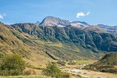 Breathtaking scenery Formazza region Italy Stock Photos