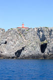 Breathtaking View - Giannutri Island Royalty Free Stock Photo