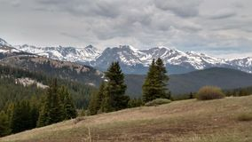 Free Breathtaking View Of The Rocky Mountains From Boreas Pass, Colorado Royalty Free Stock Images - 156433959