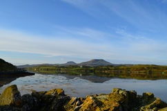 Breathtaking Views of MacLeod's Tables. Beautiful views of MacLeod's Tables in Dunvegan Scotland Royalty Free Stock Photo