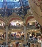Breathtaking wewnętrzny widok galeria Lafayette zdjęcia royalty free