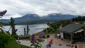 Breckenridge Beauty. Lake Dillon Colorado Royalty Free Stock Photography