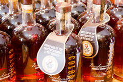 Breckenridge Burbon Whiskey Stock Images