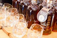Breckenridge Burbon Whiskey Stock Photo