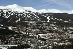 Breckenridge, Colorado Stock Fotografie