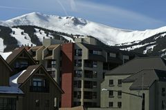 Breckenridge, Colorado Stock Photo