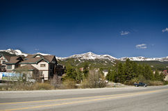 Breckenridge, Colorado Stock Image