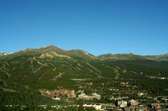 Breckenridge, Colorado Royalty Free Stock Photo