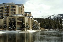 Breckenridge, Kolorado Stockfoto