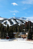 Breckenridge Ski Resort Stock Photos