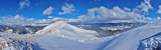 Breckenridge szczyt 6 Obraz Stock