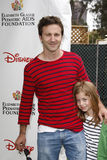 Breckin Meyer, Elizabeth Glaser Royalty Free Stock Images