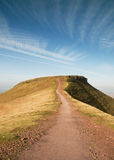 Brecon Beacons Royalty Free Stock Photography