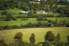 Brecon beacons Royalty Free Stock Photos