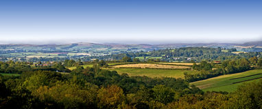 Brecon beacons. National park landscape powys wales Royalty Free Stock Image
