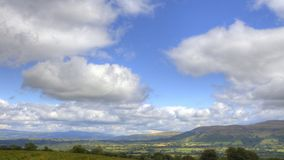 Brecon Beacons National Park Wales UK Royalty Free Stock Photos
