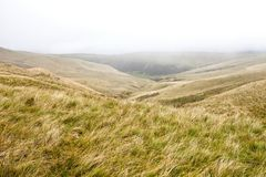 Brecon Beacons National Park Wales UK Royalty Free Stock Image
