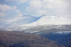 Brecon Beacons Stock Photography