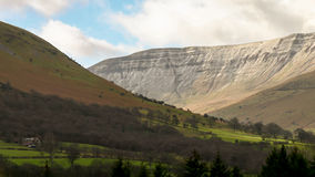 Brecon Beacons, Wales Royalty Free Stock Images