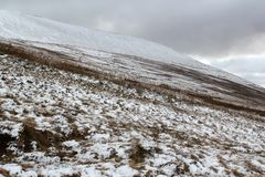 Brecon Beacons, Wales Royalty Free Stock Photography