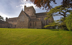 Brecon Cathedral Stock Photos