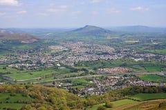 Brecon fyrar, Wales Arkivfoton