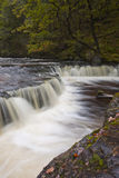 Brecon waterfall Stock Photography