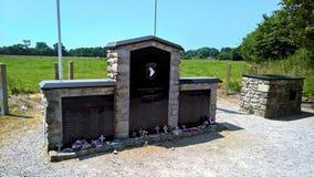 Brecourt rezydenci ziemskiej pomnik fotografia stock