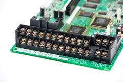 Bred elektronik Arkivbilder