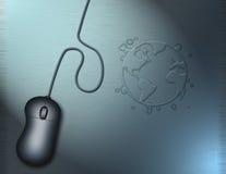 bred värld för rengöringsduk Vektor Illustrationer