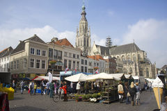 Breda, Holland Stock Photo