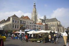 Breda, Holland stock photo