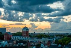 Breda, Holland CityScape photographie stock libre de droits