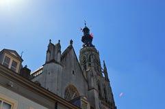 Breda i Nederländerna Royaltyfri Foto