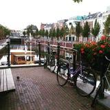 Breda, los Países Bajos Foto de archivo
