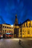 Breda at night Royalty Free Stock Photo