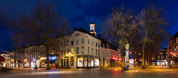 Breda at night Stock Photos