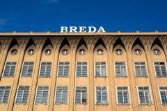 Breda, Opava, Tschechische Republik/Czechia stockfotografie
