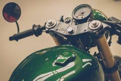 BREDA, PAÍSES BAJOS - 26 DE AGOSTO DE 2018: Los motores son brillantes en un Dut fotografía de archivo