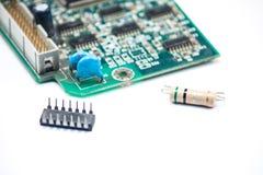 Brede elektronika Stock Afbeeldingen