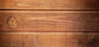 Brede grunge houten achtergrond royalty-vrije illustratie