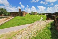 Binnen Fort Jaigarh Stock Foto