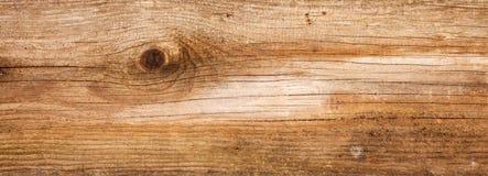 Brede natuurlijke spar houten textuur Royalty-vrije Stock Afbeeldingen
