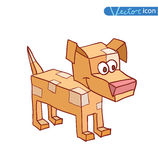 Breed dog collection icon, vector. black color Royalty Free Stock Photography