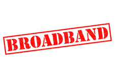 breedband royalty-vrije illustratie