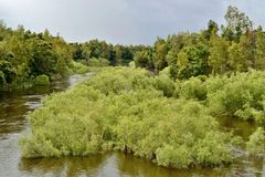 Breede River Royalty Free Stock Image