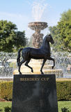 Breeders' Cup Statue Stock Image