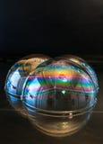 Breekbare bollen Royalty-vrije Stock Foto