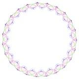 Breekbare Mandala Royalty-vrije Stock Foto